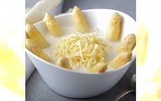 Zupa ze szparagów - przepis na sezonowy rarytas