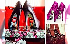 Buty na sylwestra 2014 - wielka galeria szpilek i botków