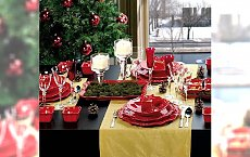 Jak jeść mniej? Używaj... talerzy w kolorze czerwonym!