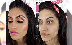 Przed i po makijażu - zobacz niesamowite przemiany!
