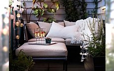 30 pomysłów na piękny balkon - wpuść wiosnę do domu
