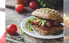 Zdrowy burger - czy to w ogóle możliwe? Mamy przepis!
