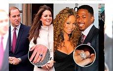Najbardziej zachwycające pierścionki zaręczynowe celebrytów