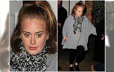 Adele sporo schudła. Wygląda lepiej?
