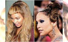 Najgorsze fryzury gwiazd. Grzywka Beyonce to jeszcze nic!