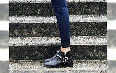 Hot – Jak dopasować jeansy do botków