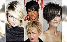 Krótkie fryzury do okrągłej twarzy. Jakie pasują, a jakich unikać?