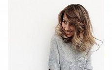 Średnia długość włosów plus grzywka - mega hot propozycje