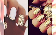 TOP 20: Stylowy manicure na Sylwestra 2014/2015