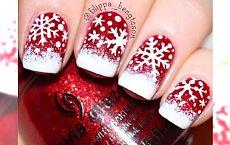 Świąteczny manicure: ponad 40 propozycji, które was zachwycą!