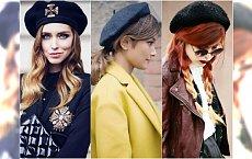 Zapomnijcie o czapce! Do mody powraca beret