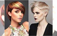 Krótkie fryzury 2015. Nowoczesna wersja undercut