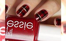Pomysły na super modny, czerwony manicure!
