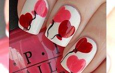WALENTYNKOWY SZAŁ: aż 100 propozycji na romantyczny manicure!