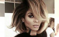 Jedna fryzura na kilka stylowych sposobów: bob w stylu Ciary