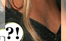 Która hollywoodzka gwiazda ma owłosienie na dekolcie???
