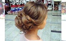 Modne upięcia z półdługich włosów - MEGA galeria