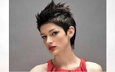 Krótkie fryzury dla brunetek - zmysłowe i intrygujące. Galeria supercięć