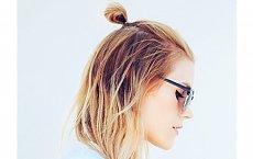 15 Leniwych fryzur, które wyglądają lepiej na nieumytych włosach