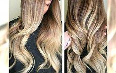 Balejaż ombre - hot trend w koloryzacji włosów 2015