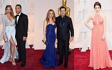 Kolorystyczne trendy z gali Oscarów 2015