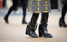 Najładniejsza buty podczas New York Fashin Week!