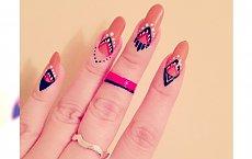 Tatuaże na skórki przy paznokciu - Nowy trend w nail art na 2015 rok