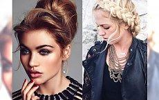 15 inspiracji na fryzury do szkoły - z włosów długich i półdługich