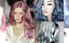 Fryzurowe inspiracje 2016: Metaliczne koloryzacje włosów. Zobacz TOP propozycje, które Cię uwiodą