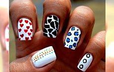 Ciekawe pomysły na letni manicure! Sprawdź to!