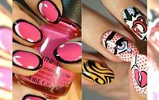 HIT INTERNETU: Cartoon manicure, czyli paznokcie jak z kreskówki!