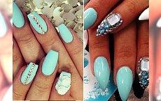 Miętowy manicure- letnie orzeźwienie dla Waszych stylizacji