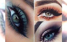 Wieczorowy makijaż dla niebieskookich piękności! 20 HOT propozycji!