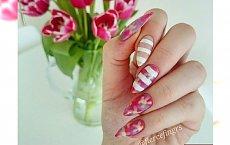 Uroczy manicure na wiosnę - otwórz się na eksperymentowanie!