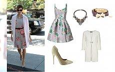 W stylu Evy Mendes - Inspirujące stylizacje na wiosnę 2015