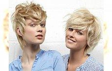 Krótkie fryzury 2015. Cieniujemy włosy i robimy grzywkę w mistrzowskim stylu!