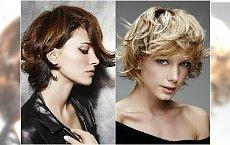 Krótkie fryzury dla kręcących się włosów. Przy tych cięciach niesforne kosmyki nie będą problemem!