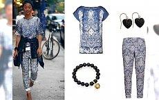 Stylizacje inspirowane stylem ikony mody - Margaret Zhang