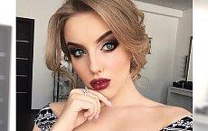 Ekstra make-up na sobotnią imprezę!