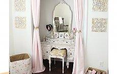Babska sprawa, czyli toaletka w każdym mieszkaniu - Stylowe inspiracje kobiecego wnętrza