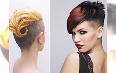 Zwariowane, krótkie fryzury na lato - 15 najlepszych propozycji!