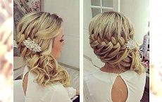 Niezwykle eleganckie fryzury na specjalne okazje. 25 luksusowych propozycji