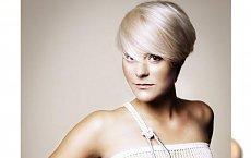 20 krótkich i jednocześnie modnych fryzur dla blondynek