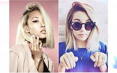 Blonde & Blunt - wielki trend we fryzurach 2015. Kochamy to cięcie!