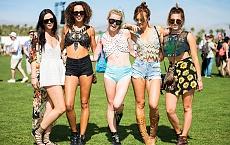 Gwiazdy kochają Coachella! Zobacz, jak bawią się na festiwalu