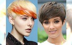 Galeria krótkich fryzur z charakterem - wybieramy wymuskane cięcia!