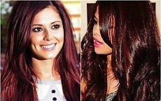 Zoom na modny kolor włosów: chocolate cherry. Szlachetne połączenie brązu i czerwieni