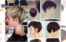 Krótkie fryzury grzywką - modne i wygodne propozycje na lato