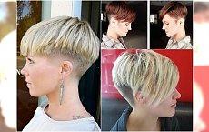 Hot trend w krótkich fryzurach: undercut pixie