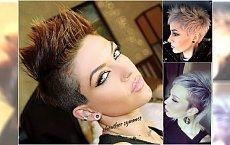 Krótkie fryzury: Stroszymy włosy! Galeria pomysłów na wystrzałową stylizację krótkich włosów